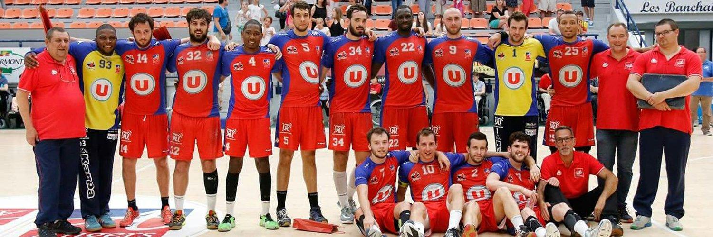 Angers-Noyant (N1M) très convaincant au tournoi de Lanester