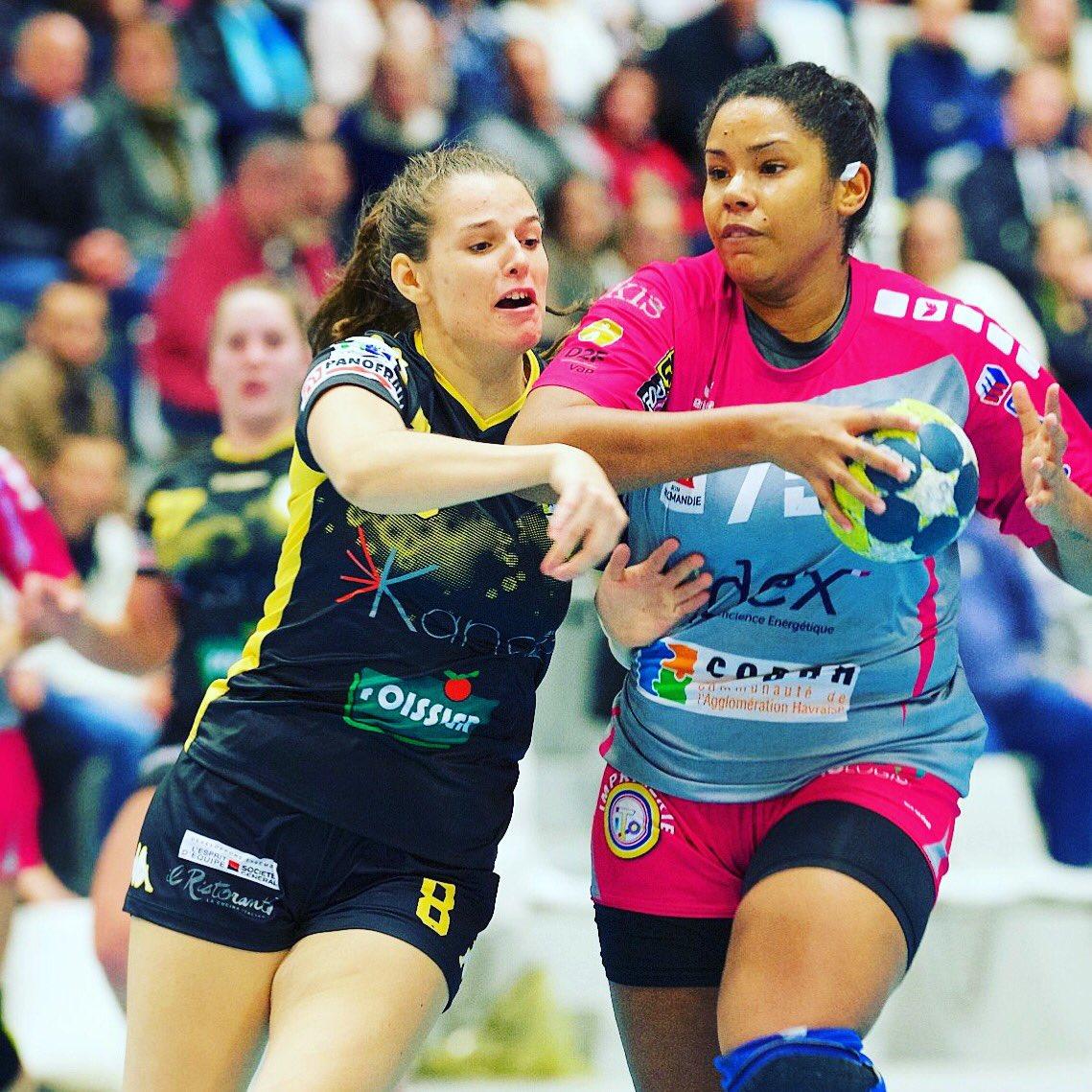Colombelles Handball survole son tournoi de préparation (N1F)