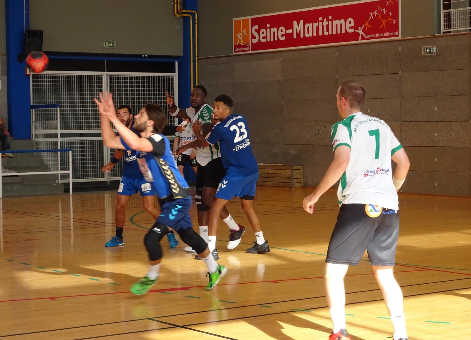 Saint-Ouen l'Aumône (N2M) perd de peu contre le Stade Valeriquais en amical