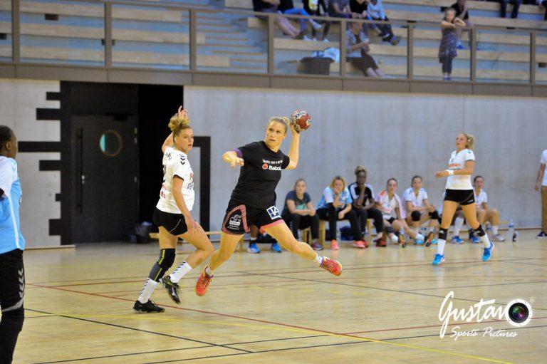 Lomme-Lille (N1F), Octeville-sur-mer (D2F), Sambre-Avesnois (D2F) et l'entente Noisy-le-Grand / Gagny (D2F) préparent leur saison au tournoi du Littoral
