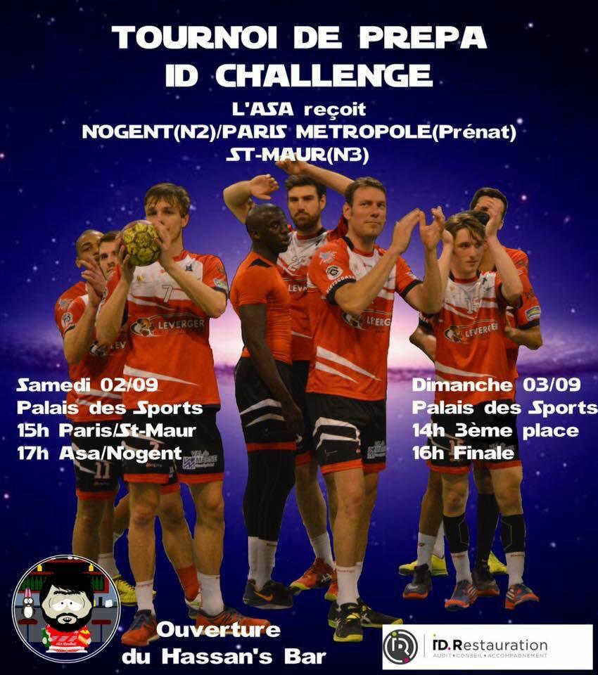 Les tournois à voir en Île-de-France ce week-end