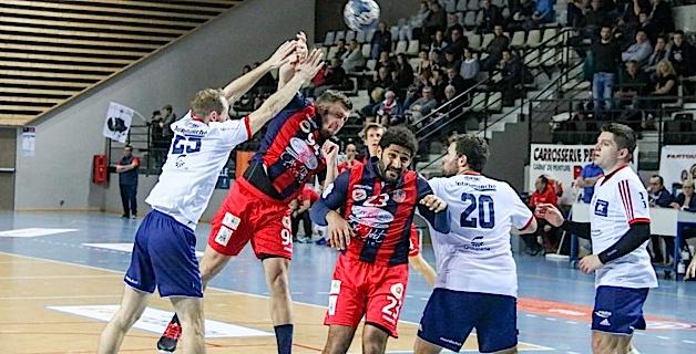 Le GFC Ajaccio (N2M) atomise Martigues Handball (N1M) en Coupe de France … mais bon …