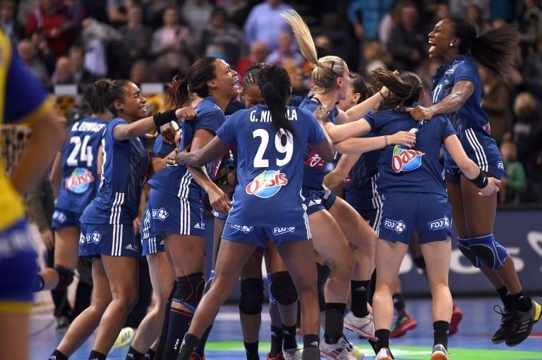 Les 3 jours de la féminisation du handball à Rouen ce weekend